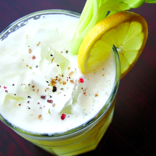 Savory Whiskey Sour