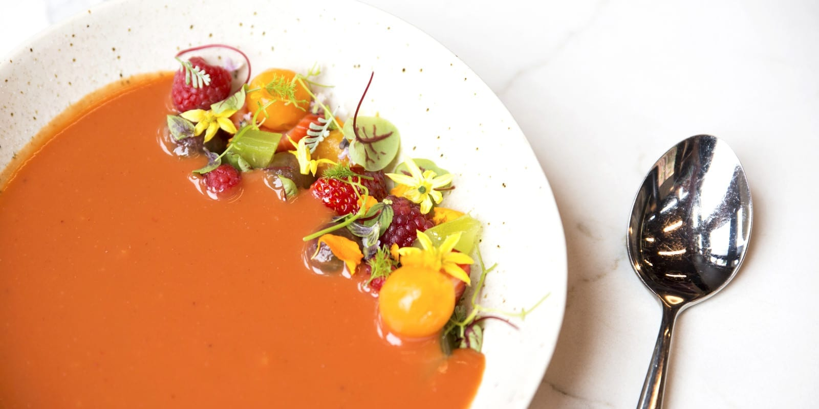 A New Twist on Gazpacho