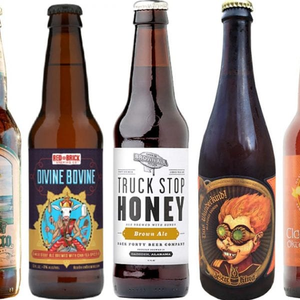 Tailgating Brews: <br>11 Beers for Game Day