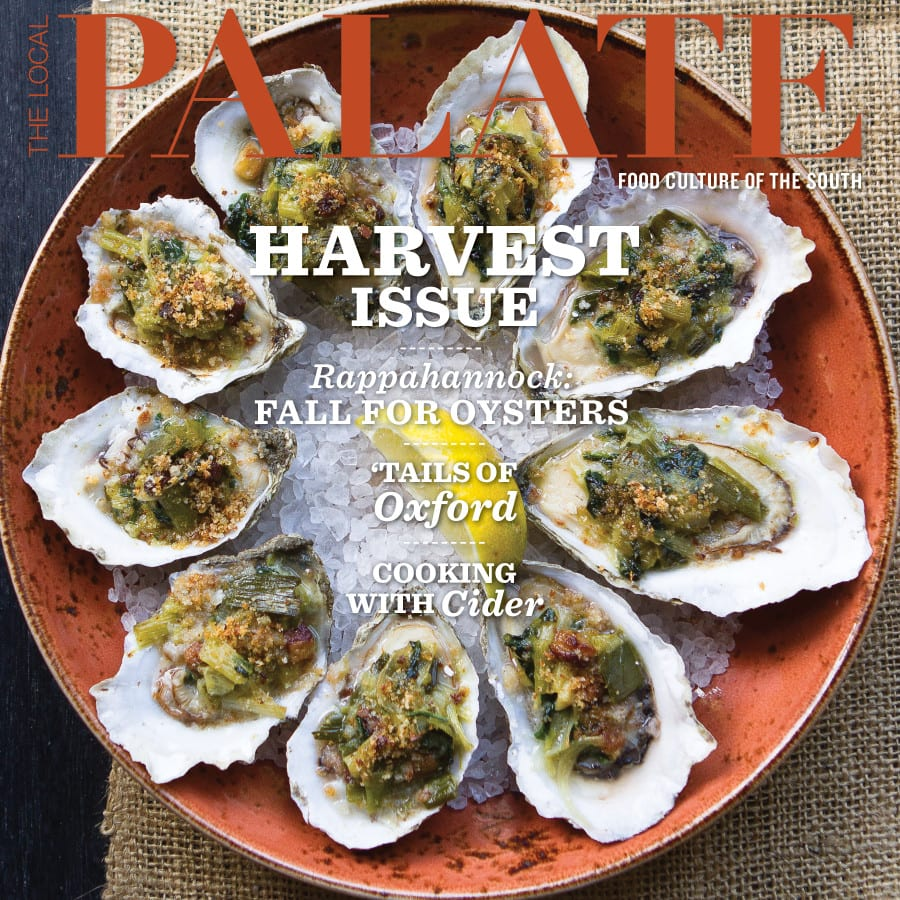 The Local Palate Cover_October 2015