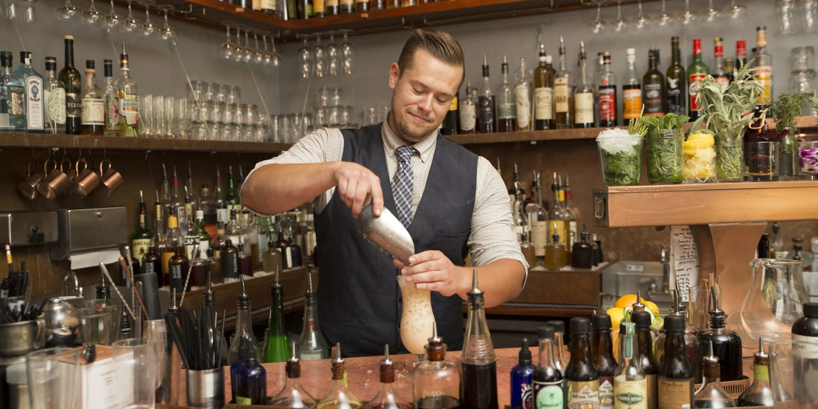 Mixing It Up: The Top Watering Holes of the Holy City