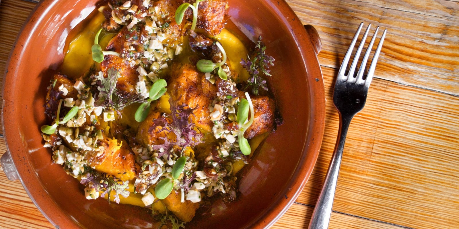 A Pumpkin Dish You Don't Want to Miss