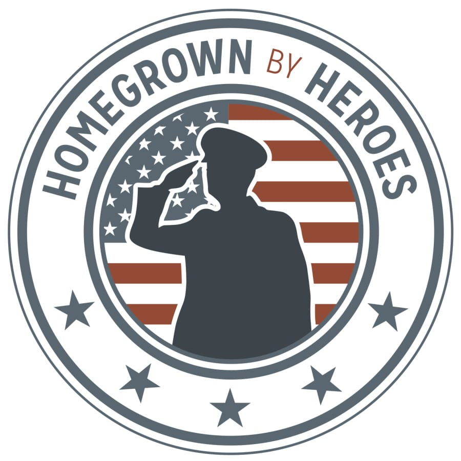 Homegrown by Heroes Certification Label