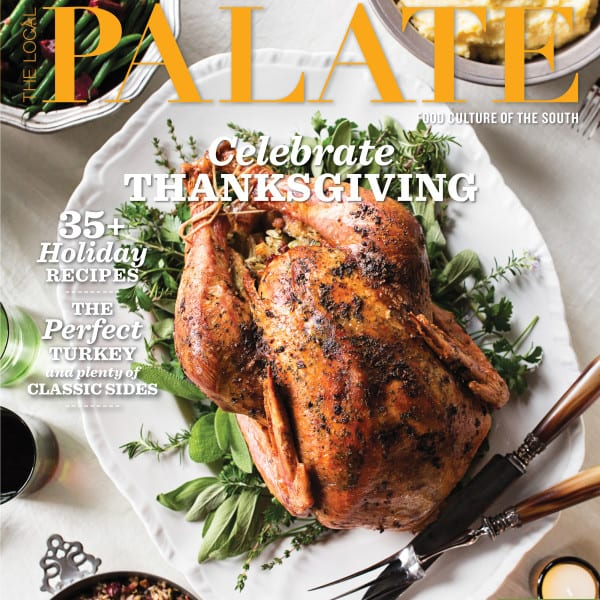 Celebrate Thanksgiving: Our November Cover is Here