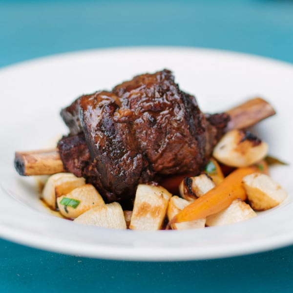 Five-Spice Braised Beef Short Ribs