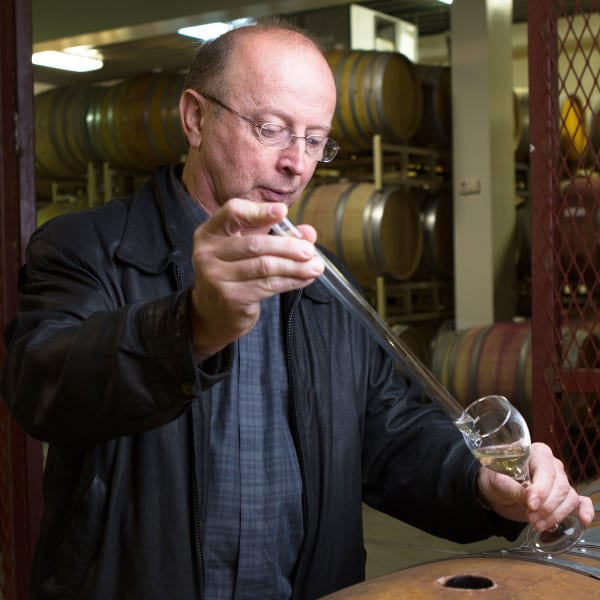 5 Questions with Claude Thibaut of Thibaut-Janisson Winery