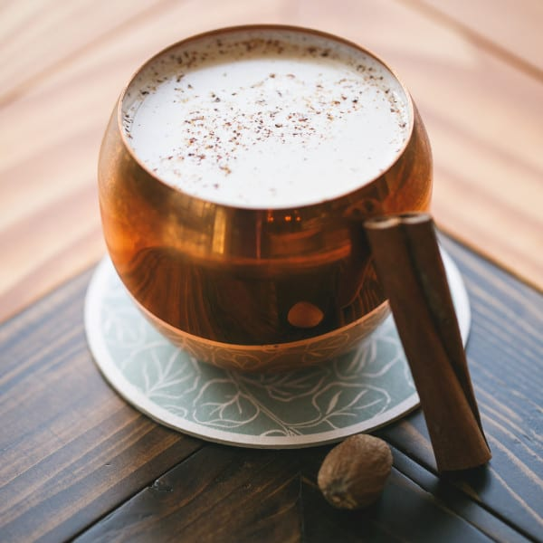 Horchata Milk Punch