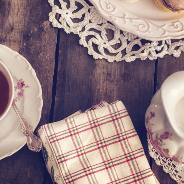 A Treat-Yourself Tea Party