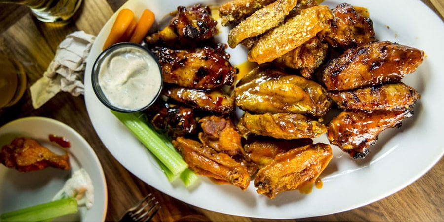 Tailgate Chicken Wings