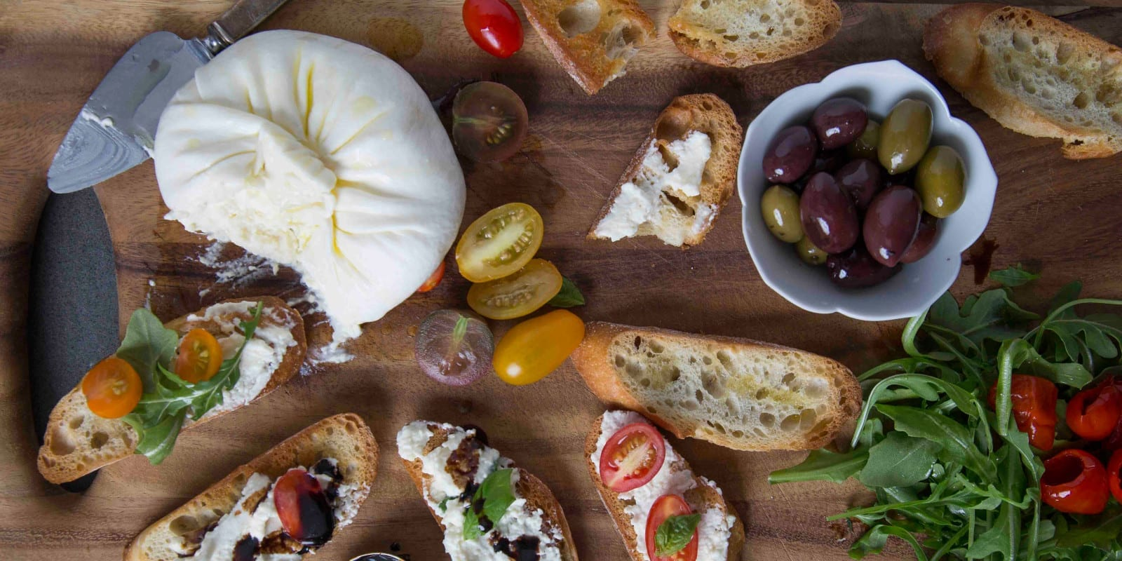 More than Mozzarella:<br> Burrata Offers Immediate Dairy Satisfaction