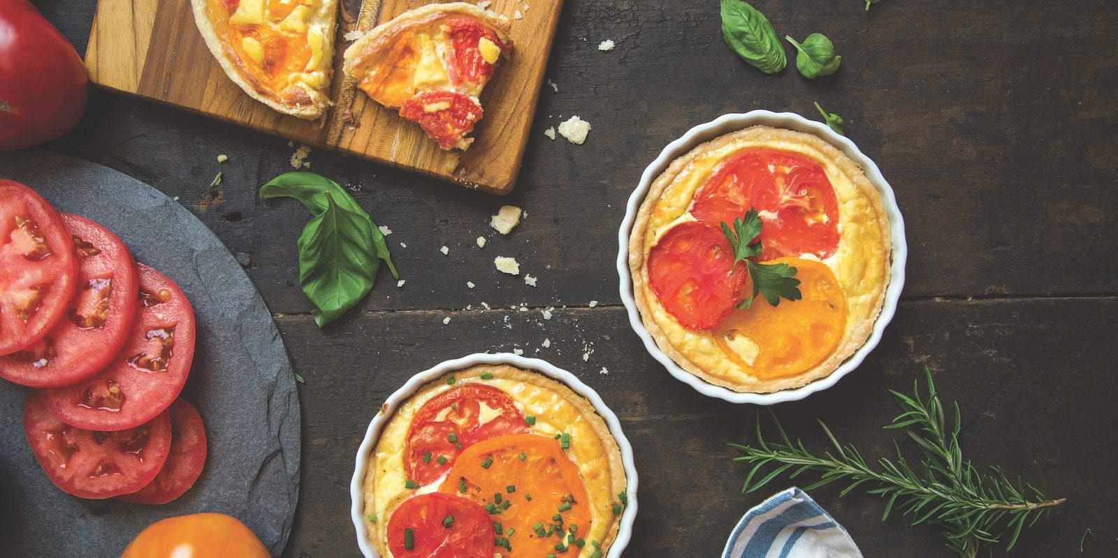 The Culinary Class: How to Make Tomato Pie