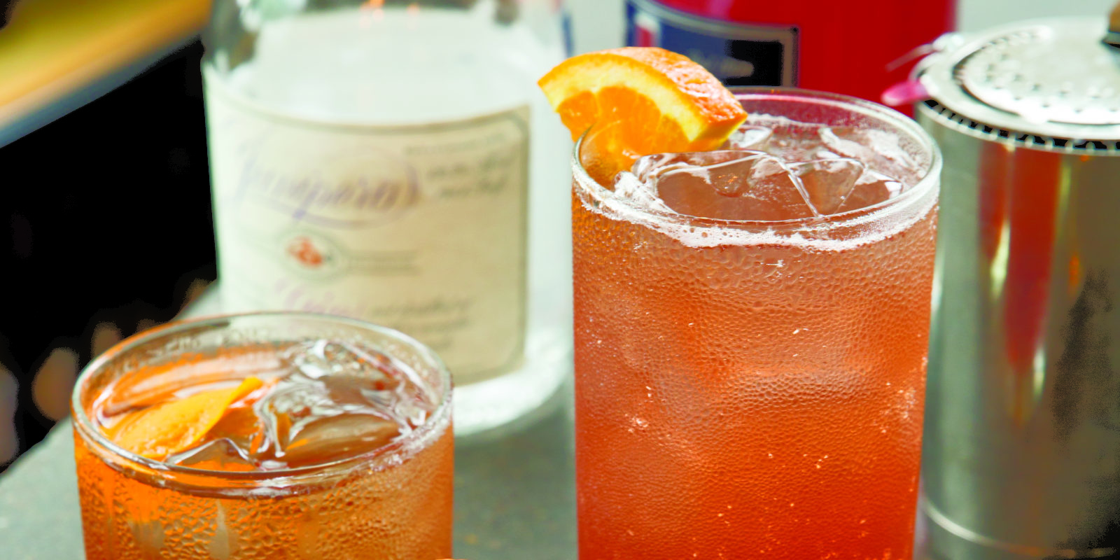 Spritz Goes Southern