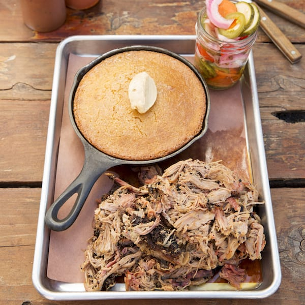 Freedmen's Pulled Pork