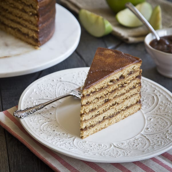 How to Make Apple Stack Cake