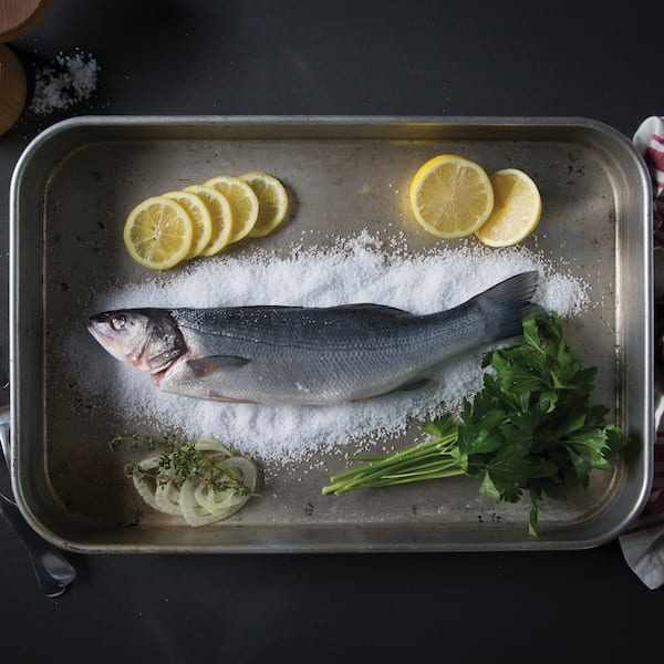 Mastering Salt-Baked Fish