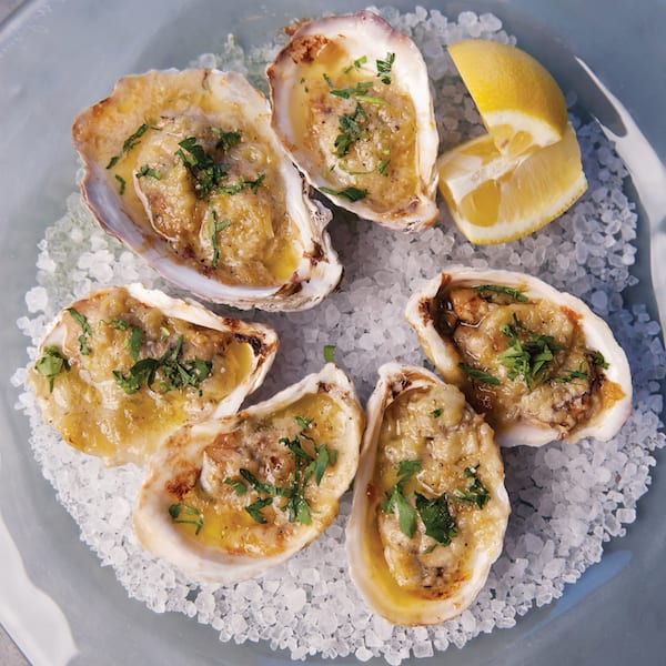 Oysters Earle