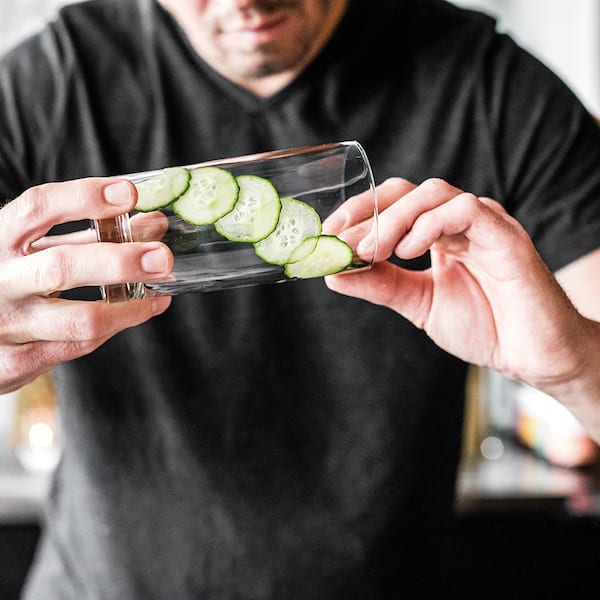 Belly Up: Pimm's Cup