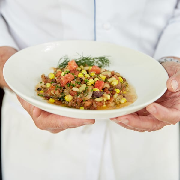 Succotash: Two Chefs Dish on Their Takes