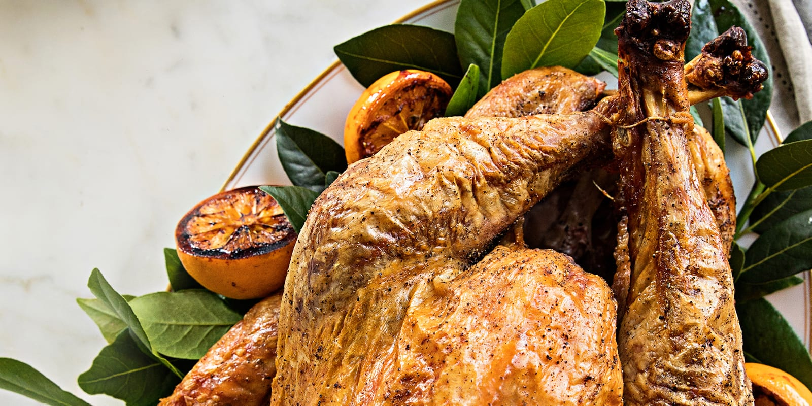 The Only Turkey Recipe <br>You'll Ever Need