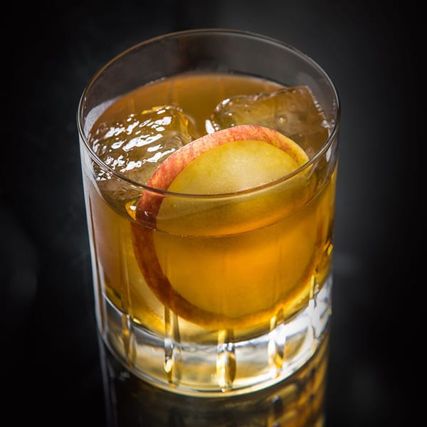 Apple Pie Spice-Infused Bourbon