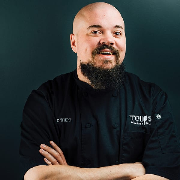 What Chef Isaac Toups <br>Wants for Christmas