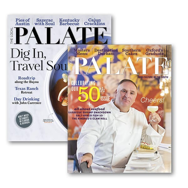 Give the Gift<br>of <i>The Local Palate</i>