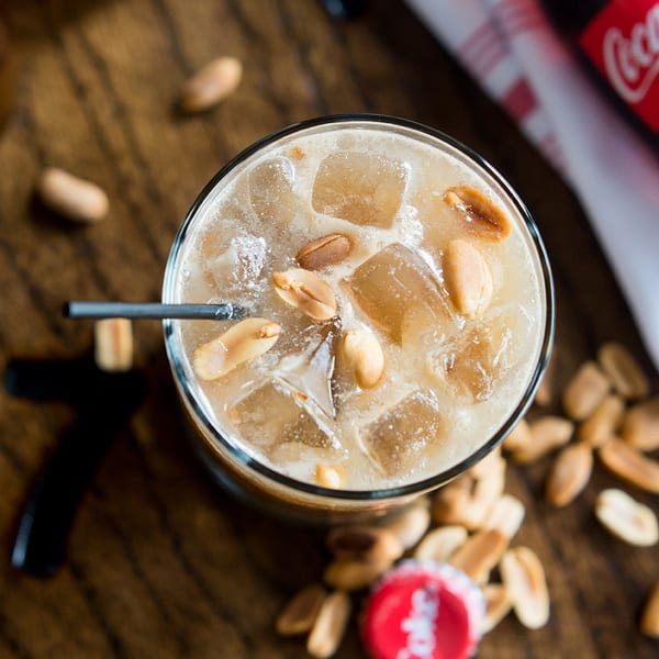 The Story Behind Coke and Peanuts
