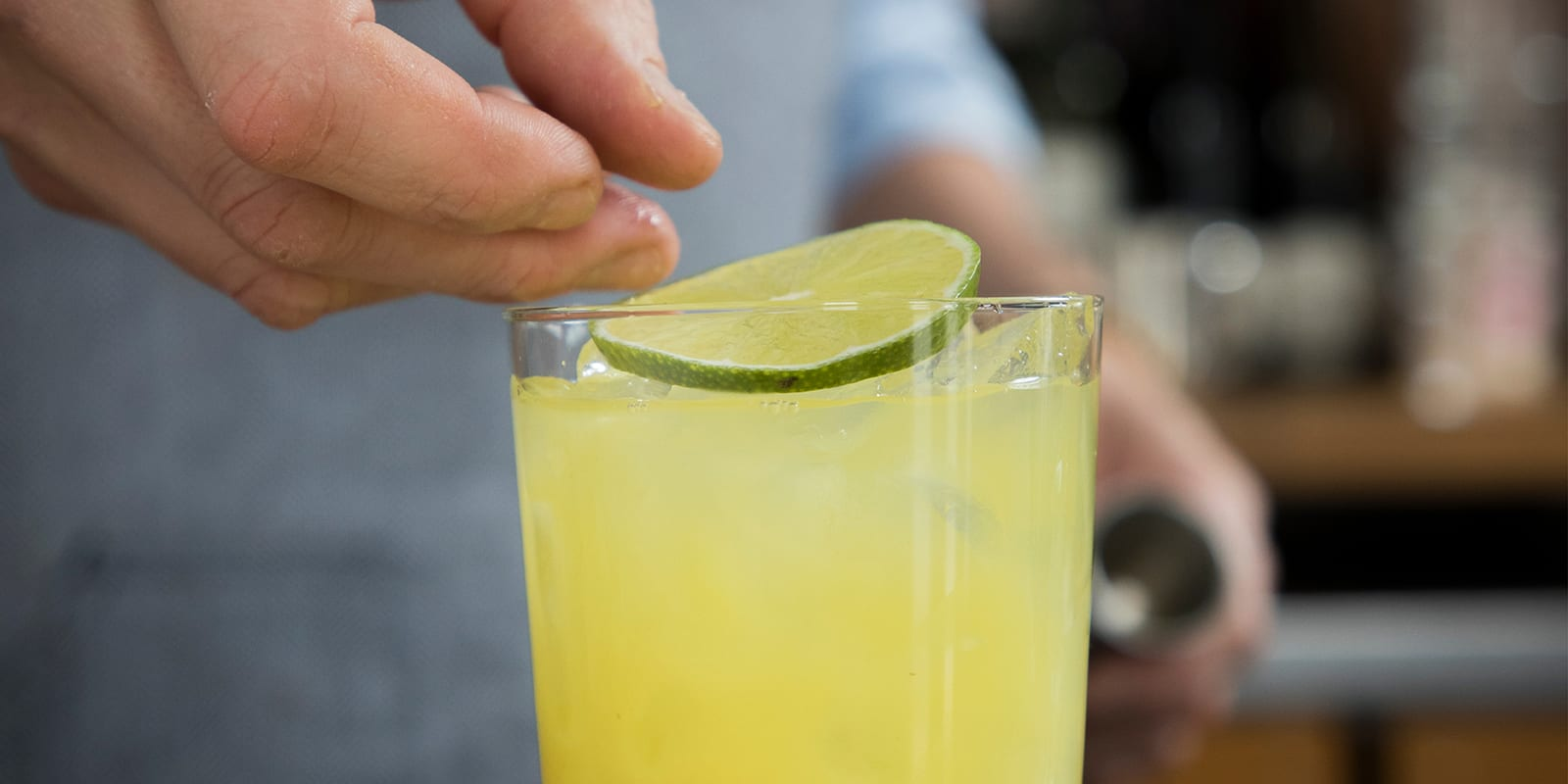 3 New-School Margaritas from Charleston's Basic Kitchen
