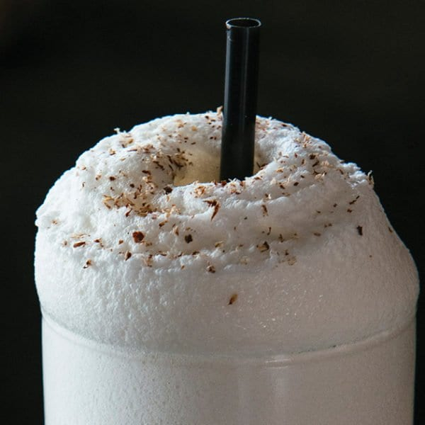 Brandy Milk Fizz