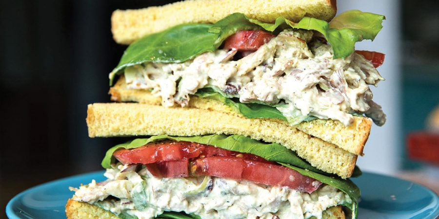 country-captain-chicken-salad