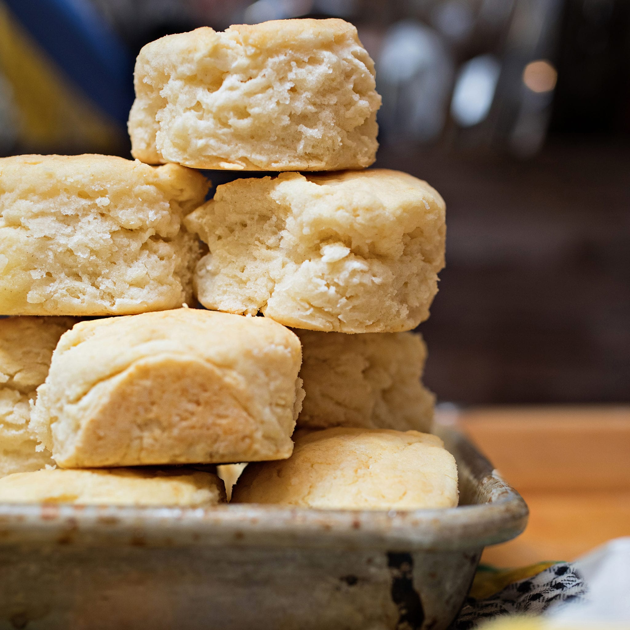 Nathalie Dupree's Two-Ingredient Biscuits