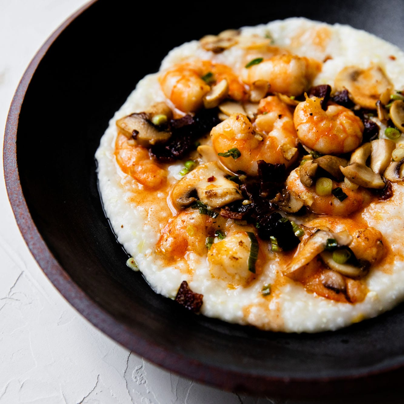 Robert Stehling's Shrimp and Grits