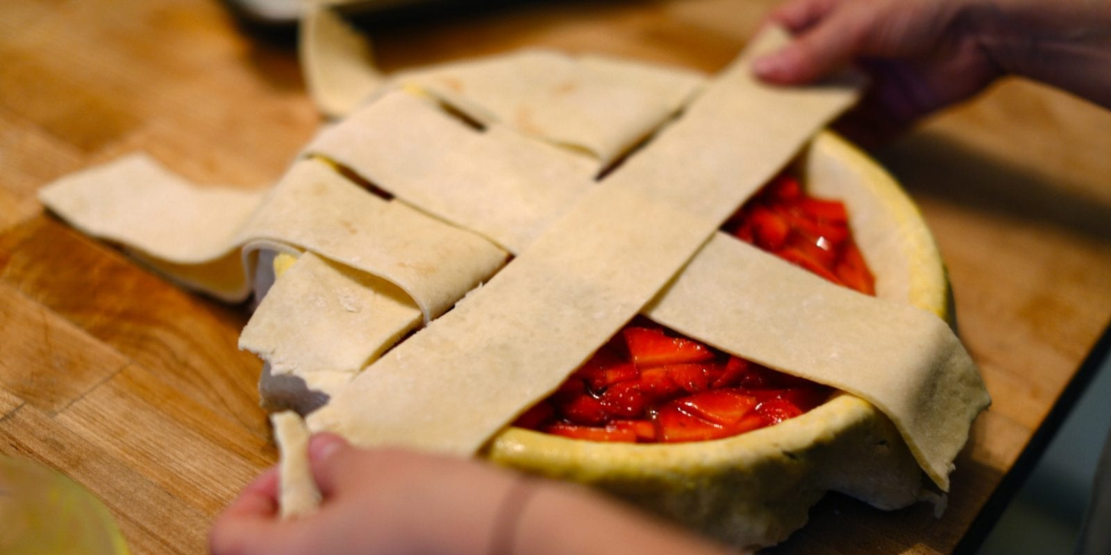 Perfecting Pie Crust