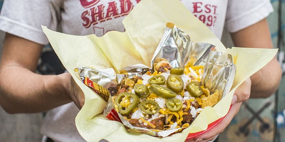 Why Texans are Obsessed with Frito Pie