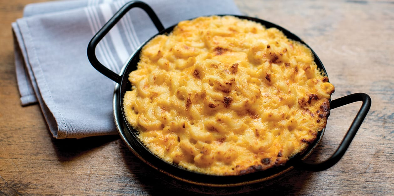 Eatymology: Macaroni and Cheese