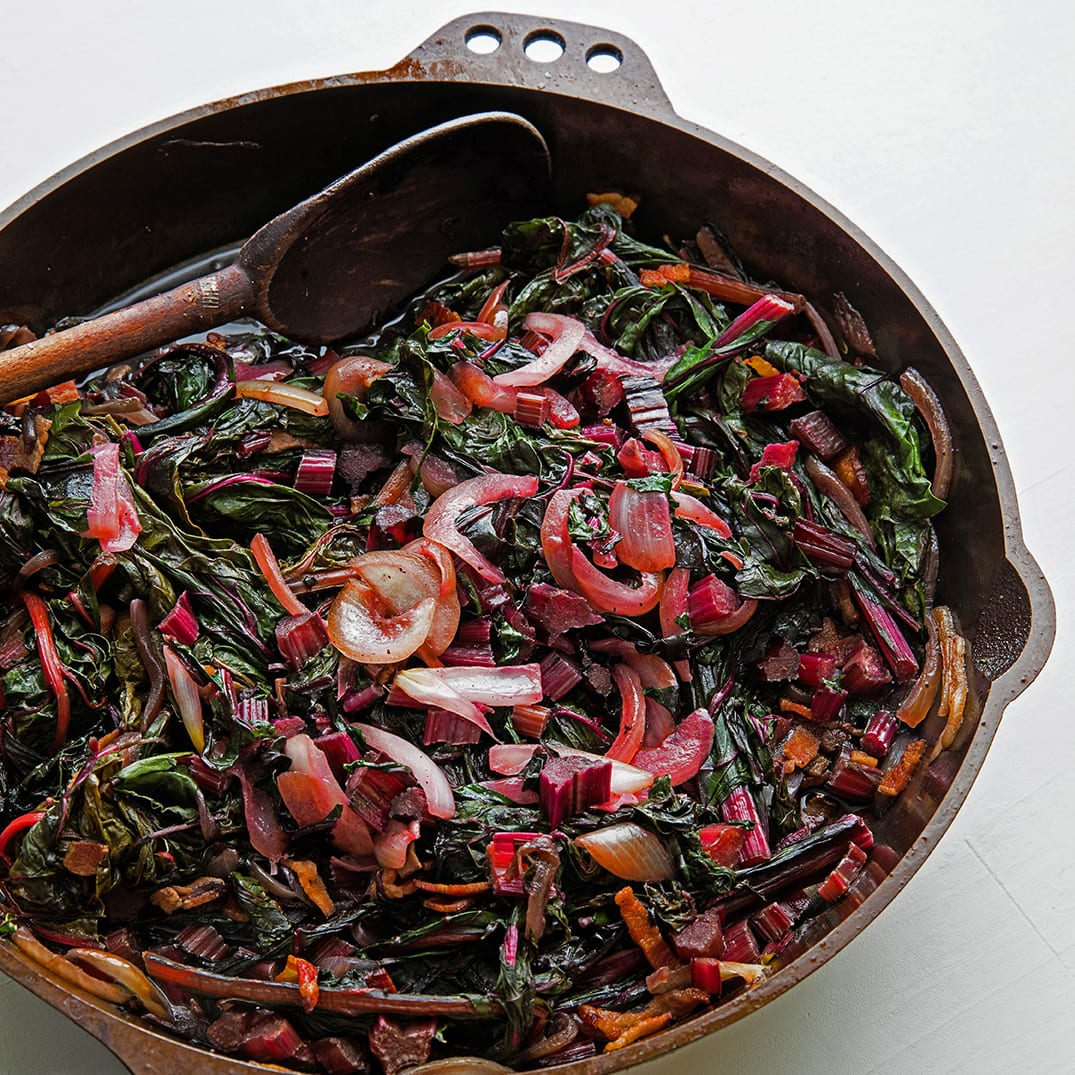 Quick-Braised