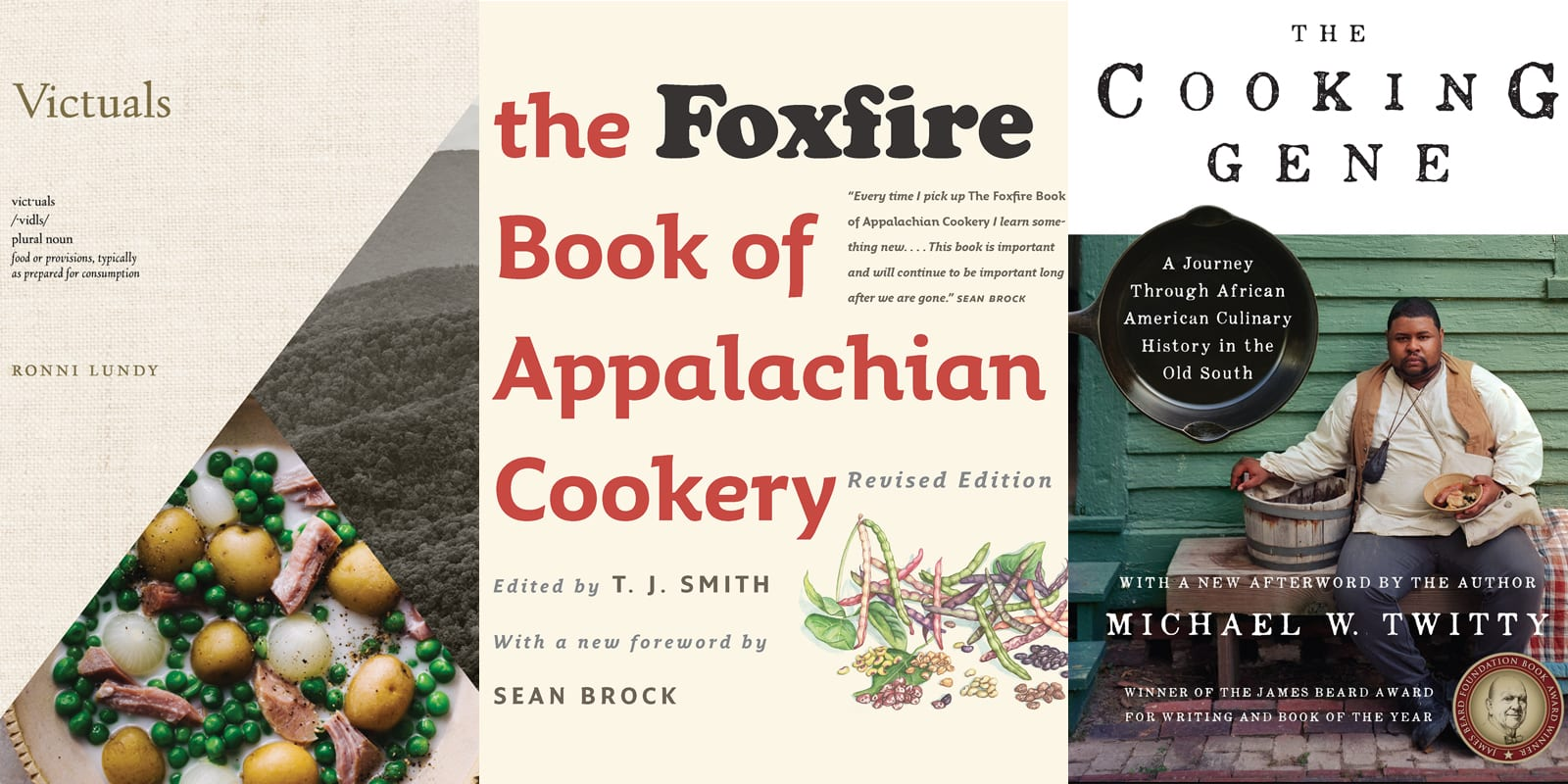 John Fleer on the South's Essential Food Books