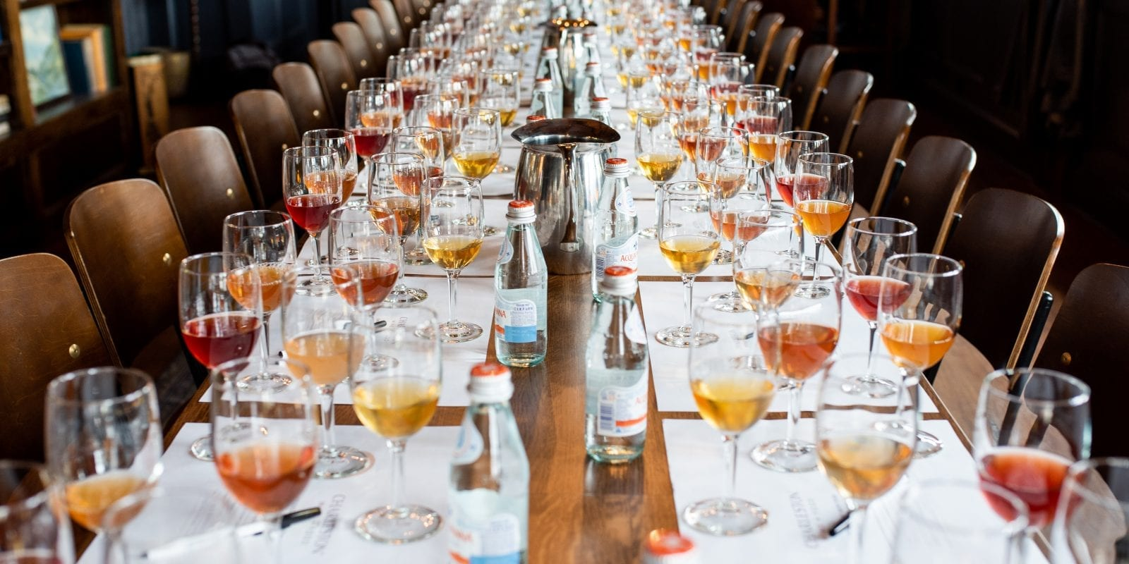 What's new at <br>Charleston Wine + Food