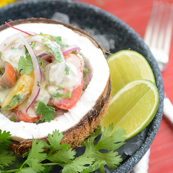 Fore & Aft Ceviche