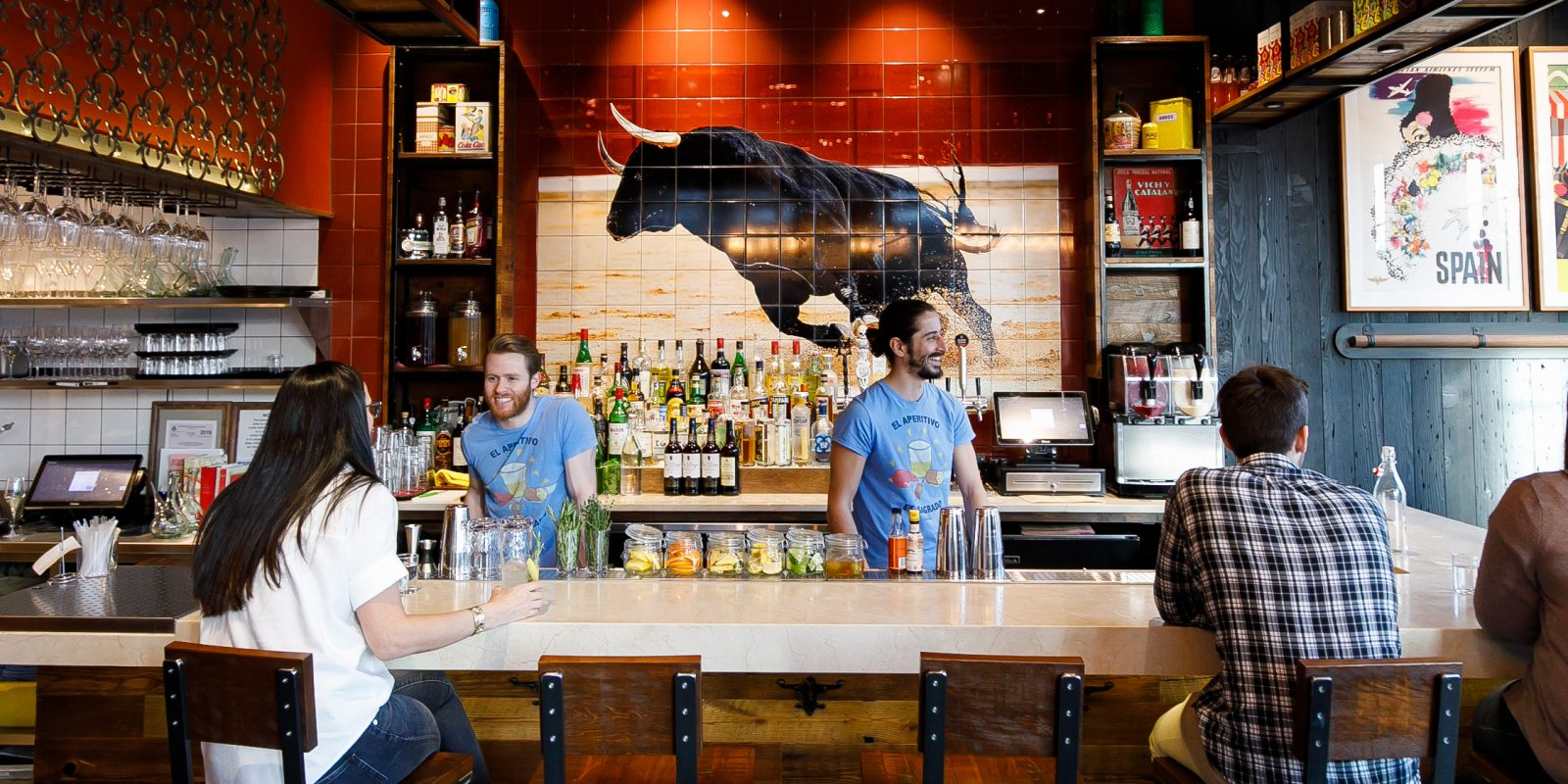 Meet the Man Behind Charleston's Lively New Tapería