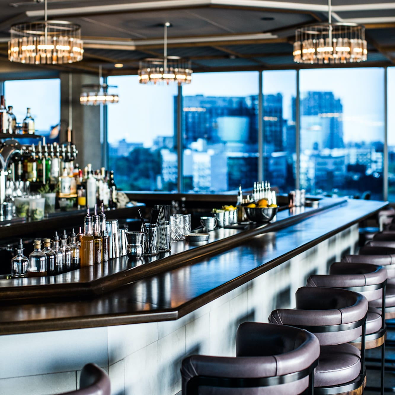 The South's Best<br>New Hotel Bars
