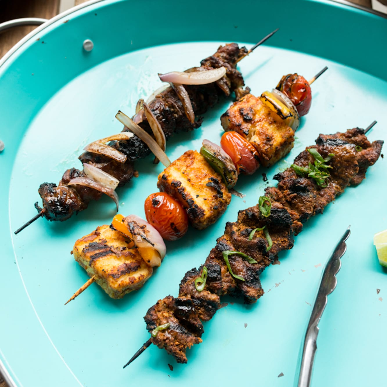 Meherwan Irani <br>Talks Kababs
