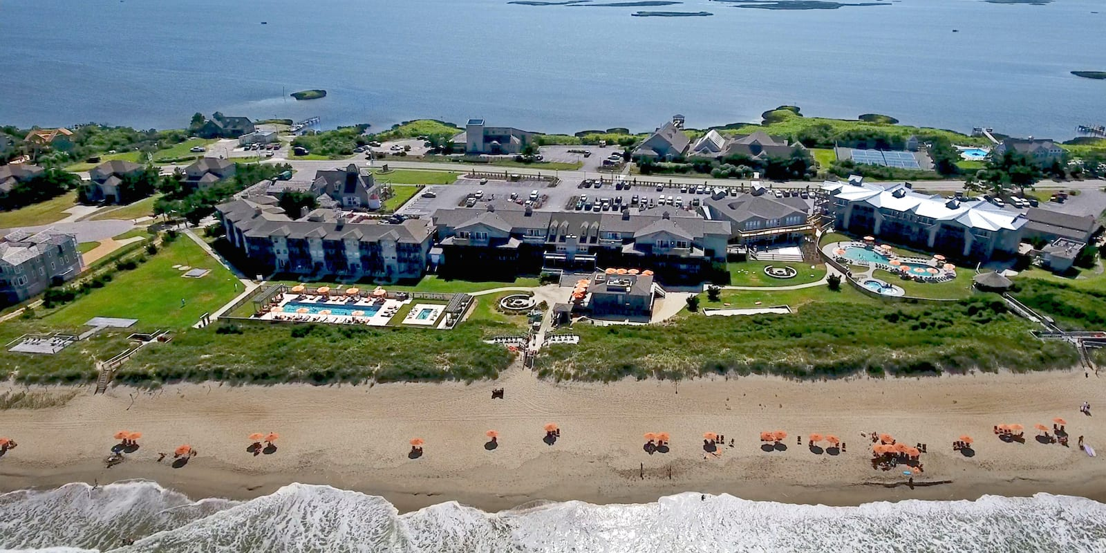 A Getaway to Sanderling Resort in the Beautiful <br>Outer Banks