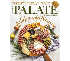 The Holiday Entertaining Issue is Here