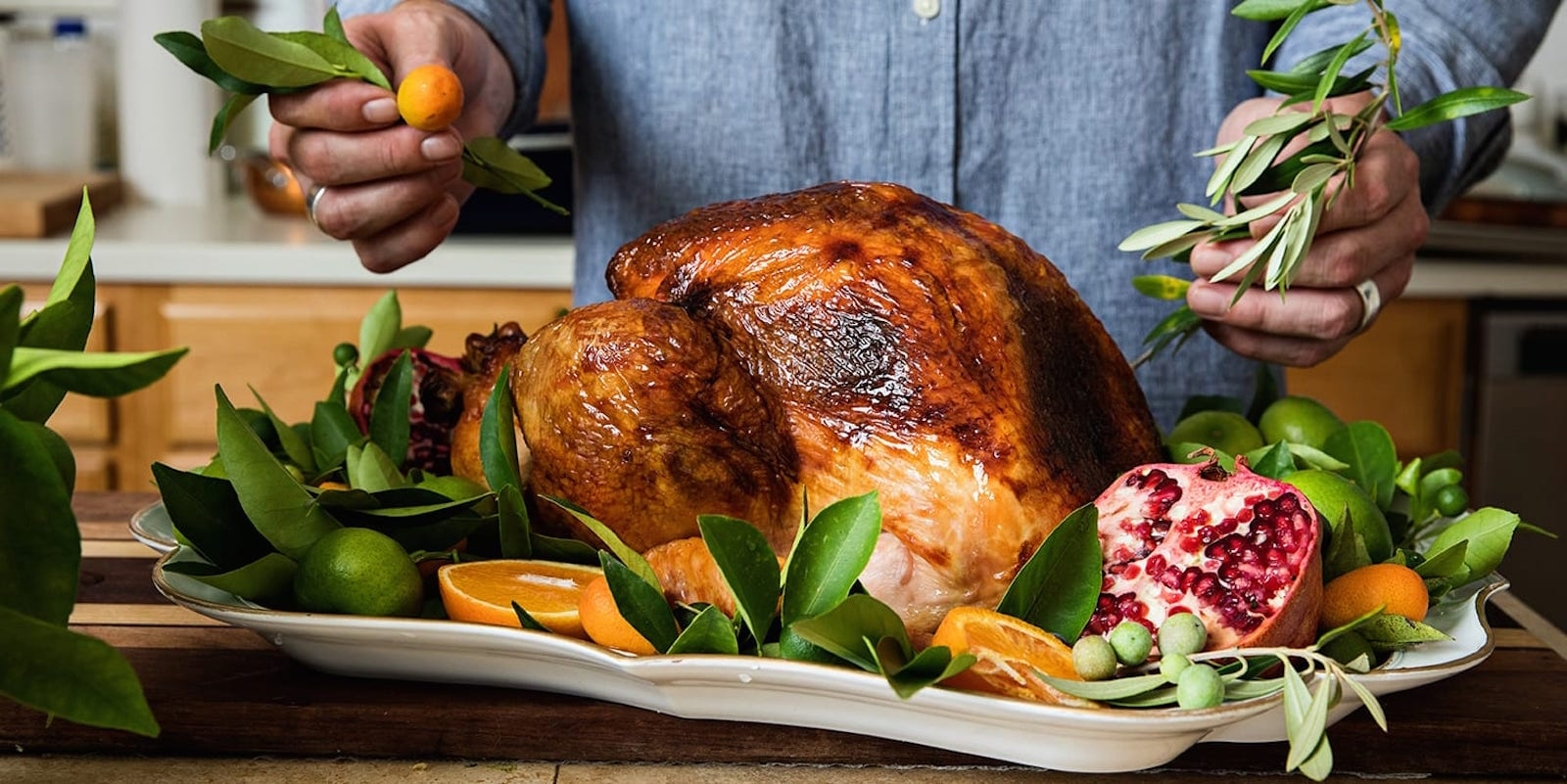 Quick, Last-Minute Thanksgiving Tips