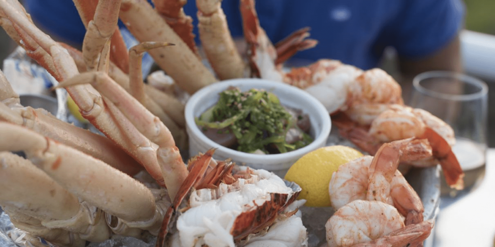 From Crustaceans to Clusters, Your Guide to Mount Pleasant's Seafood Scene