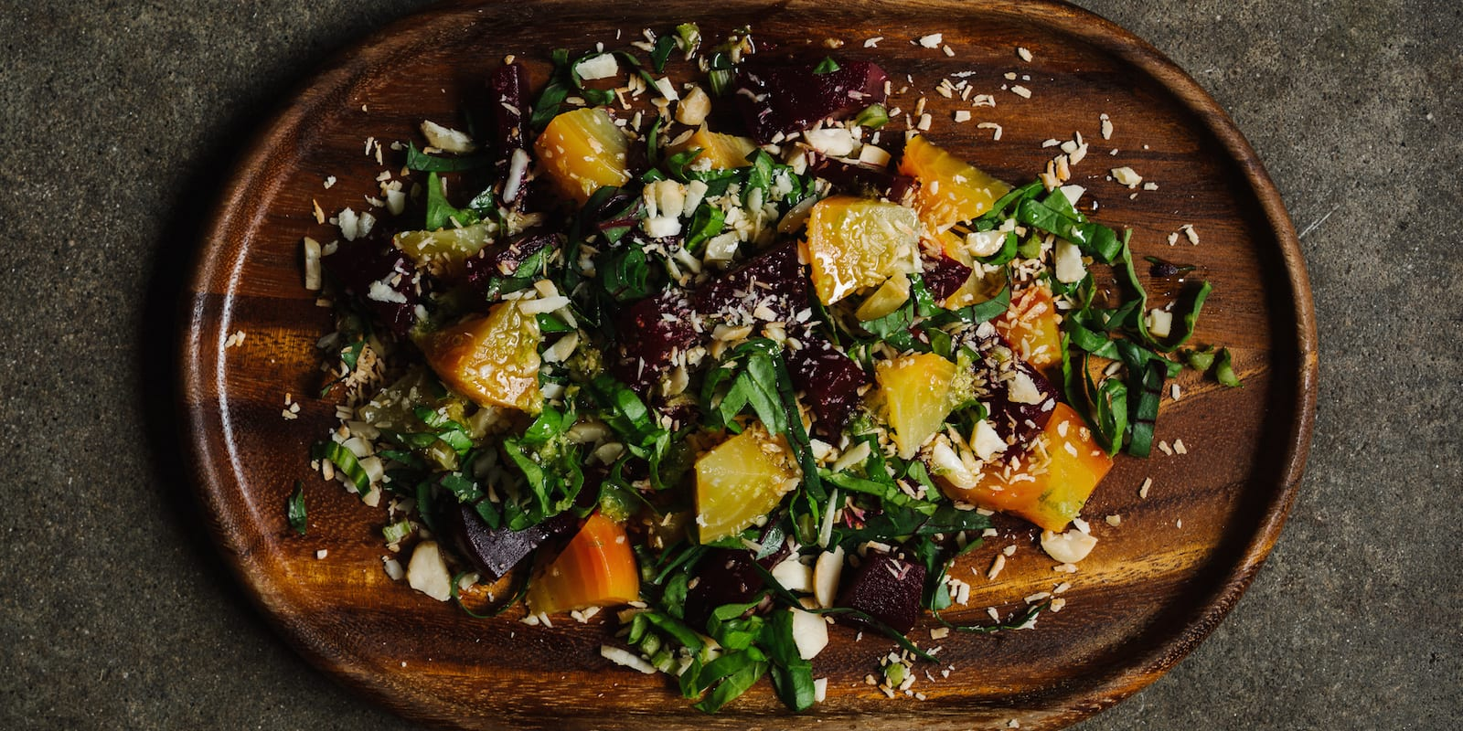Winter Salads to Start the Year Clean
