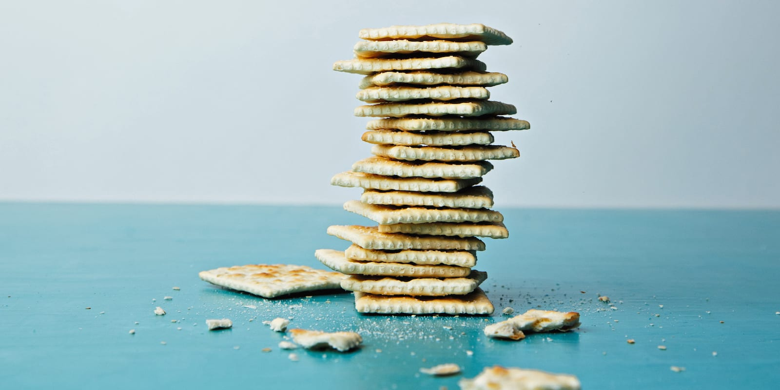 Easy Does It: Saltines