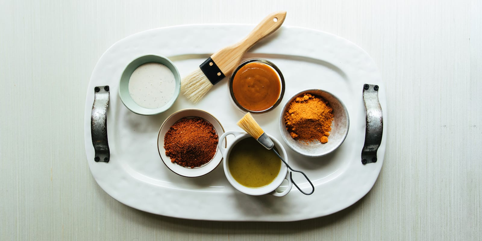 Larder: Here's the Rub (and Sauce)