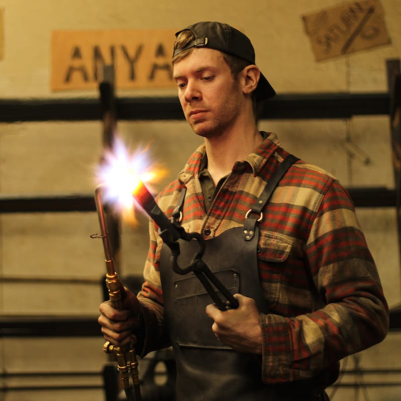 Southern Makers: Heart and Spade Forge